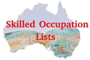Occupations in demand MLTSSL (SOL) and STSOL (SOL) lists in